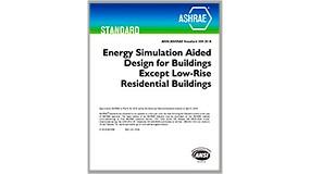 Foto de Nuevo estándar Ashrae para el diseño asistido por simulación energética para edificios