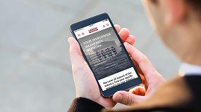 Foto de Hardox Wearparts presenta su nueva web mejorada en español
