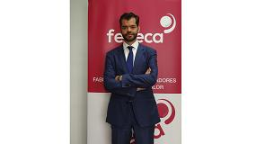 Foto de Vicente Gallardo, reelegido presidente de Fegeca
