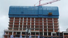 Foto de Ulma participa en el proyecto de construcción del complejo residencial situado en Provost Square de New Jersey