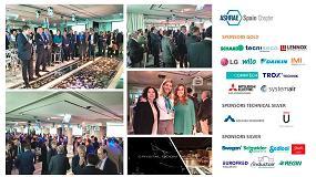 Foto de El Ashrae Spain Chapter se reúne con sus patrocinadores en Madrid