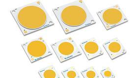 Foto de RS Components ya comercializa los nuevos LED Luxeon CoB Gen-4 de alto rendimiento