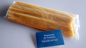 Foto de Un nuevo envase activo protege las pastas alimenticias de humedad y de plagas de insectos