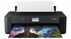 Foto de La impresora Expression Photo HD XP-15000 de Epson, mejor impresora fotográfica en los premios Tipa