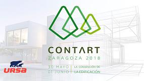 Foto de Ursa presente en Contart Zaragoza 2018