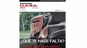 Picture of Suministros Ilaga inaugura nueva sección para el alquiler de maquinaria a profesionales y particulares