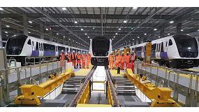 Foto de Bombardier suministrará 5 trenes adicionales a la Elizabeth line de Londres