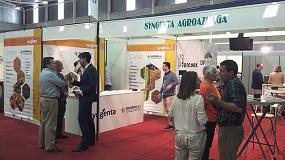 Foto de Syngenta y su distribuidor Agroazuaga mostraron novedades dirigidas al cereal y al girasol