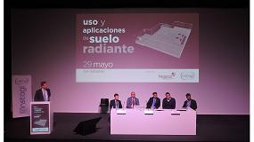 Foto de Fegeca organiza la jornada 'Usos y aplicaciones del suelo radiante'