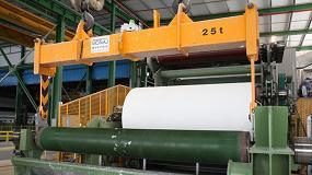 Foto de La industria papelera invierte 1.400 M€ en innovación y renovación tecnológica
