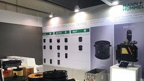 Foto de MANN+HUMMEL presenta su amplia gama de filtros para máquinas de electroerosión en BIEMH 2018