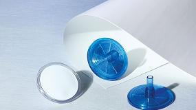 Picture of Branson ayuda a EMD Millipore a sellar una delicada membrana de microfiltración en un dispositivo médico crítico