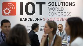 Foto de IoT Solutions World Congress 2018 anuncia sus primeros ponentes