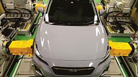 Foto de Subaru reduce los tiempos de desarrollo de pruebas de vehículos eléctricos en un 90% con la tecnología de NI
