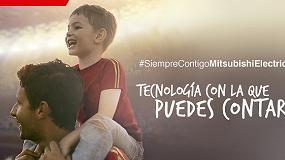 Foto de Mitsubishi Electric refuerza su plan de expansión en España con el lanzamiento de la marca Climaveneta