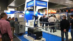 Foto de Yaskawa apuesta por el sector de la máquina-herramienta en BIEMH 2018
