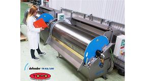 Foto de Toro Equipment implementa su nuevo sistema de rascado en los Tamices Rotativos Defender TR 63 y en la gama HPS-M de alto rendimiento