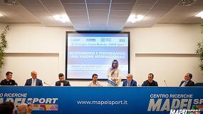 Foto de Alberto Contador, invitado estrella de la VIII convención del Mapei Sport