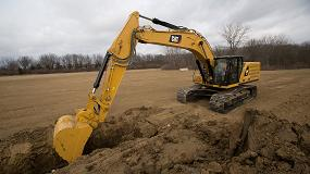 Foto de Caterpillar presenta sus nuevas excavadoras para la clase de 36 toneladas
