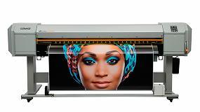 Foto de Tecnohard distribuye la nueva impresora rollo a rollo UV Mutoh Valuejet 1638UR