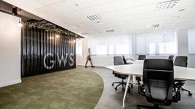 Foto de CBRE Global Workplace Solutions traslada su sede a un innovador espacio de 600 metros cuadrados