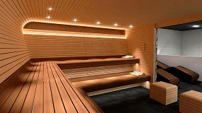 Foto de Inbeca Wellness Equipment presenta la Sauna Zurich