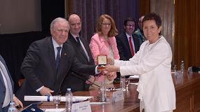 Foto de El Hospital Nacional de Parapléjicos de Toledo recibe la Medalla de Oro de AEC 2018