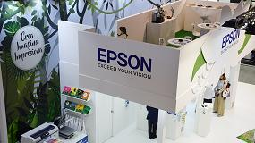 Foto de Epson mostrará la tienda del futuro en C!Print Madrid 2018
