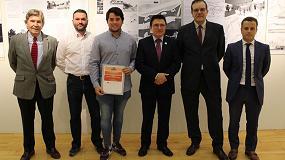 Foto de El Foro Cerámico Hispalyt llega a Toledo con la exposición 'Centro de información turística: Concurso de Proyectos'