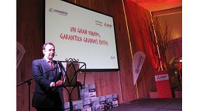 Foto de Distribuciones Casamayor y Mitsubishi Electric reúnen a más de 500 instaladores en su convención anual