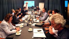 Foto de AEIM organiza la Asamblea General de la ETTF, la Federación Europea del Comercio de la Madera
