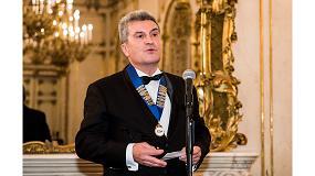 Foto de Francisco Cobo, nuevo presidente de la Asociación Europea de Demolición (EDA)