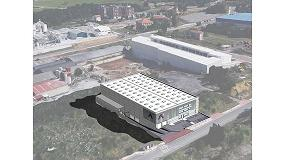 Picture of Inbisa Construcción pone en marcha el nuevo centro logístico de Novaltia en Bizkaia