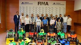 Foto de FIMA vuelve a mostrar su cara solidaria