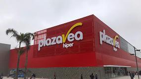 Foto de LDA Audio Tech instala sistema de megafonía y evacuación por voz en un centro comercial de Perú