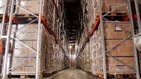Foto de AR Racking, nuevo almacén para Agility Global Integrated Logistics en Argelia