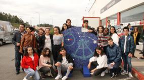 Foto de Mapei patrocina el VIII Concurso de Murales de Azulejos Lar