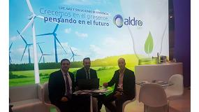 Foto de Aldro Energía presenta siete soluciones para maximizar el ahorro energético en Genera 2018