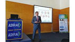Foto de Ashrae Spain Chapter nombra a Miguel Ángel de Frutos nuevo presidente en su Asamblea Anual 2018