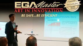 Foto de Ega Master expone su caso como empresa referente en Responsabilidad Social Empresarial