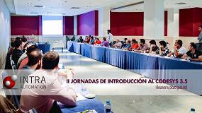 Picture of Intra Automation organiza las II Jornadas de Introducción al Codesys 3.5