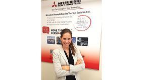 Foto de Entrevista a Laura Salcedo, directora de Marketing de Lumelco (Mitsubishi Heavy Industries) y vocal de Afec
