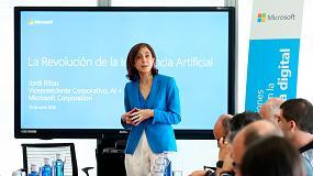 Foto de Un 69% de las organizaciones españolas tiene en marcha o tiene previsto iniciar proyectos de Inteligencia Artificial de forma inmediata