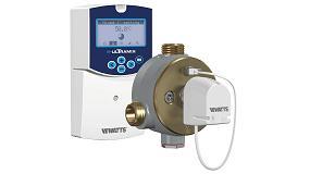 Foto de E-Ultramix, la válvula mezcladora antilegionela de Watts