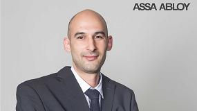 Fotografia de Alberto Martínez, nuevo director de Operaciones de la División Industrial de Assa Abloy Entrance Systems