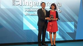 Foto de Aguambiente, galardonada en los II Premios Ingenieros Valladolid