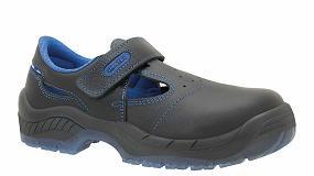 Picture of Eolo y Jonás Plus, los zapatos Panter pensados para los meses de calor