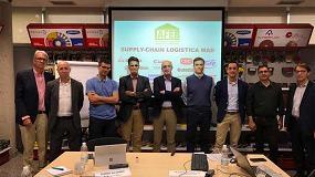 Fotografia de La logística online, el almacenaje y el transporte centran la reunión del grupo de trabajo 'Supply Chain' de Afeb