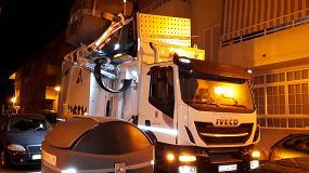 Picture of La UTE Portmany adquiere seis nuevos vehículos de recogida de residuos a Geesinknorba España