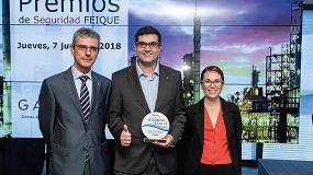 Picture of Clariant recibe de nuevo premios de seguridad y prevención de riesgos laborales